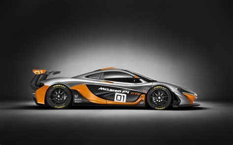 2014 McLaren P1 GTR Design Concept 5 Wallpaper   HD Car Wallpapers