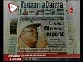 KUTOKA MAGAZETI YA TANZANIA YA LEO TAREHE 21 SEPTEMBER, 2017!!!