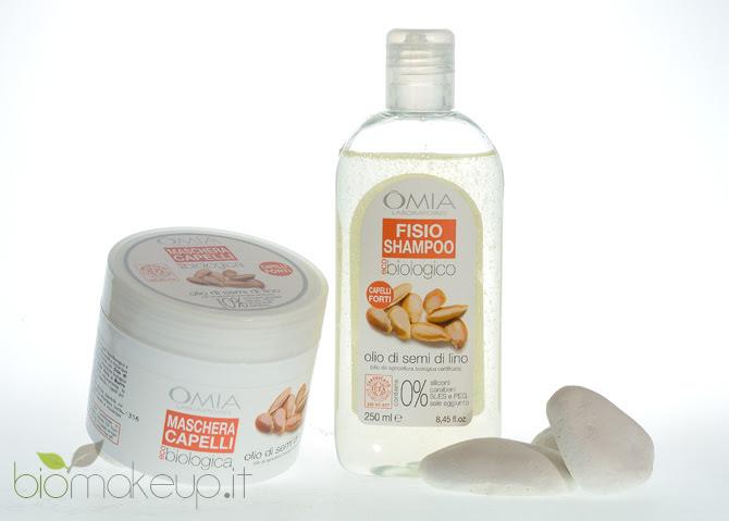 Linea semi di lino I Provenzali - olio ai semi di lino per capelli
