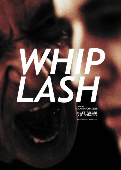 Whiplash, starring Miles Teller & JK Simmons