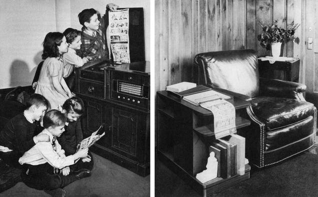 Faxpapers: A Lost 1930s Technology That Delivered Newspapers via Radio
