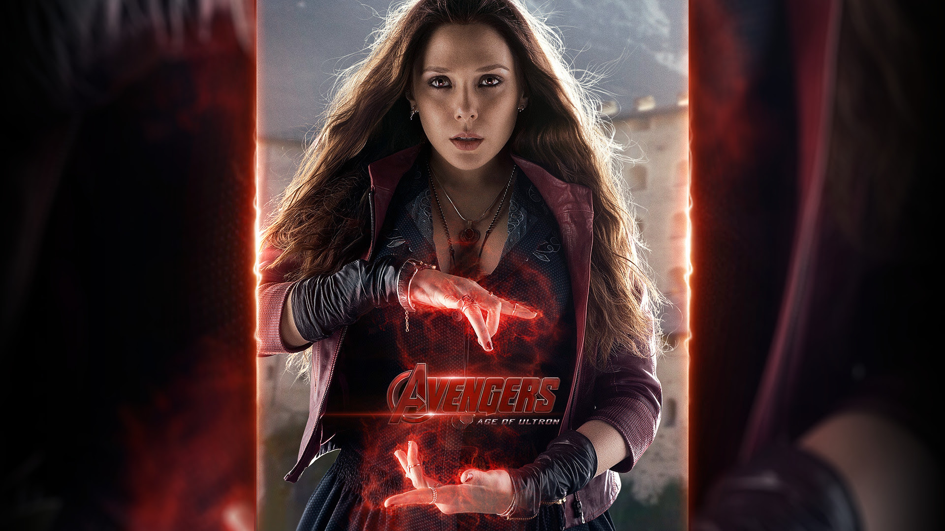 Scarlet Witch Hd Wallpaper 52 Images