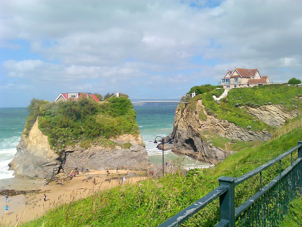 House on the Rock, Newquay, Cornwall