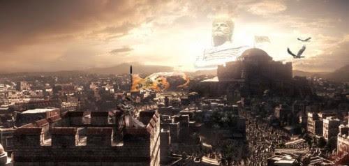 o-αυτοκράτορας-κωνσταντίνος-παλαιολόγος-μιλάει-για-τελευταία-φορά-στους-πολεμιστές-του