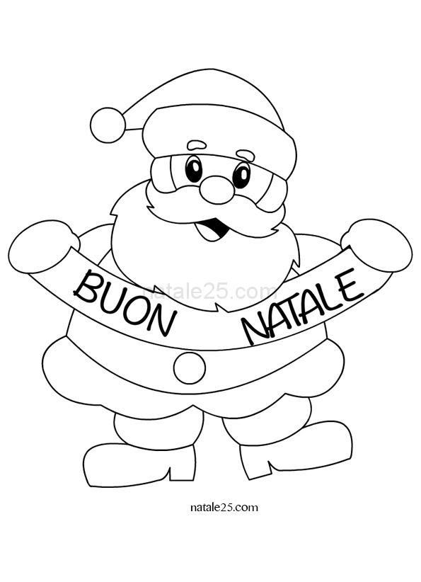 Foto Di Babbo Natale Per Bambini