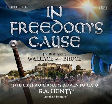 Review: In Freedom's Cause. Audio Theater