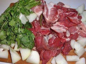 Купаты (домашние мясные колбаски)