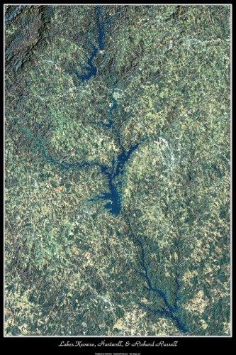 Lake Hartwell Links and Info for Georgia and South Carolina by http://dearmissmermaid.com