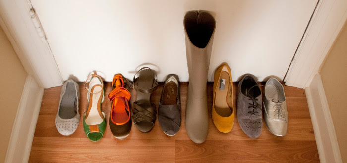 dash dot dotty, summer shoe shopping, shoe overload