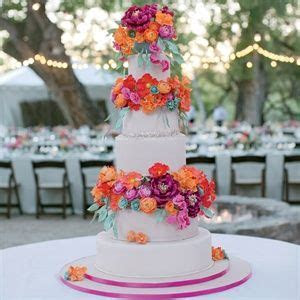 1000  images about Hot Pink and Orange Weddings on