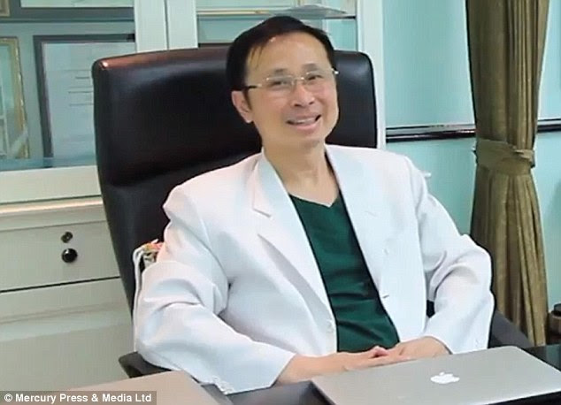 Doctor Sompob Sansiri claimed to have trained in the U.S. and been practicing since 1998, but he is now facing ten years behind bars