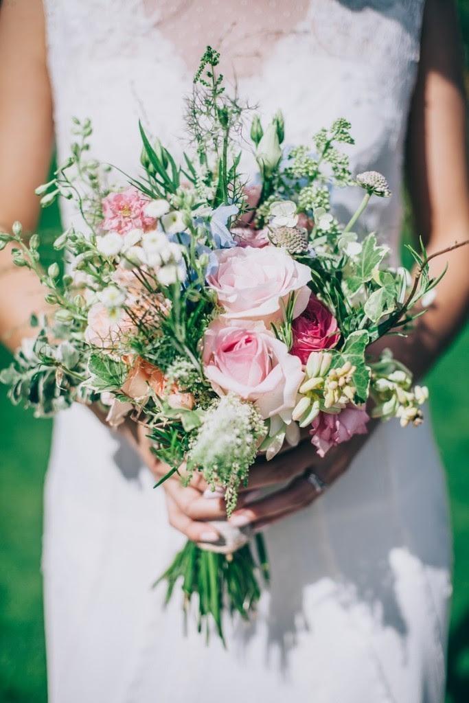 English Country Garden Wedding Flowers Eden Flower