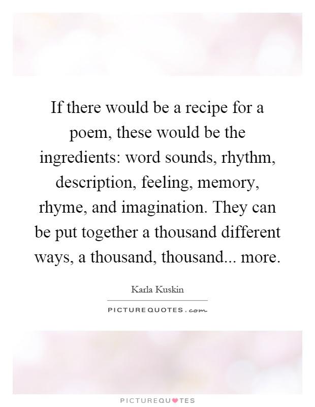 Karla Kuskin Quotes Sayings 1 Quotation