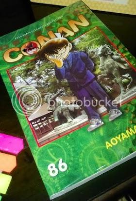 Detektif Conan Vol. 86 Review