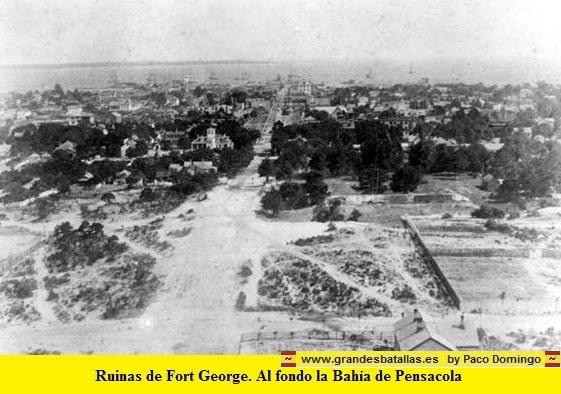 RUINAS FORT GEORGE
