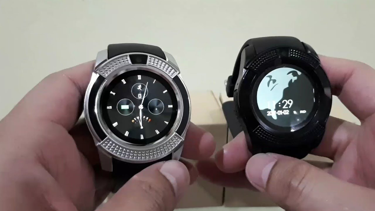Watch Face Smartwatch V8