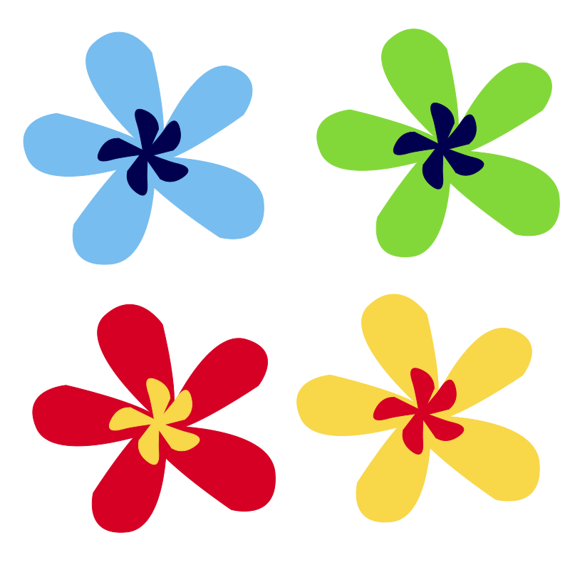 Flower Vector Png Free Download Best Flower Vector Png On