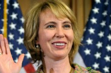 The Next Steps for Gabrielle Giffords