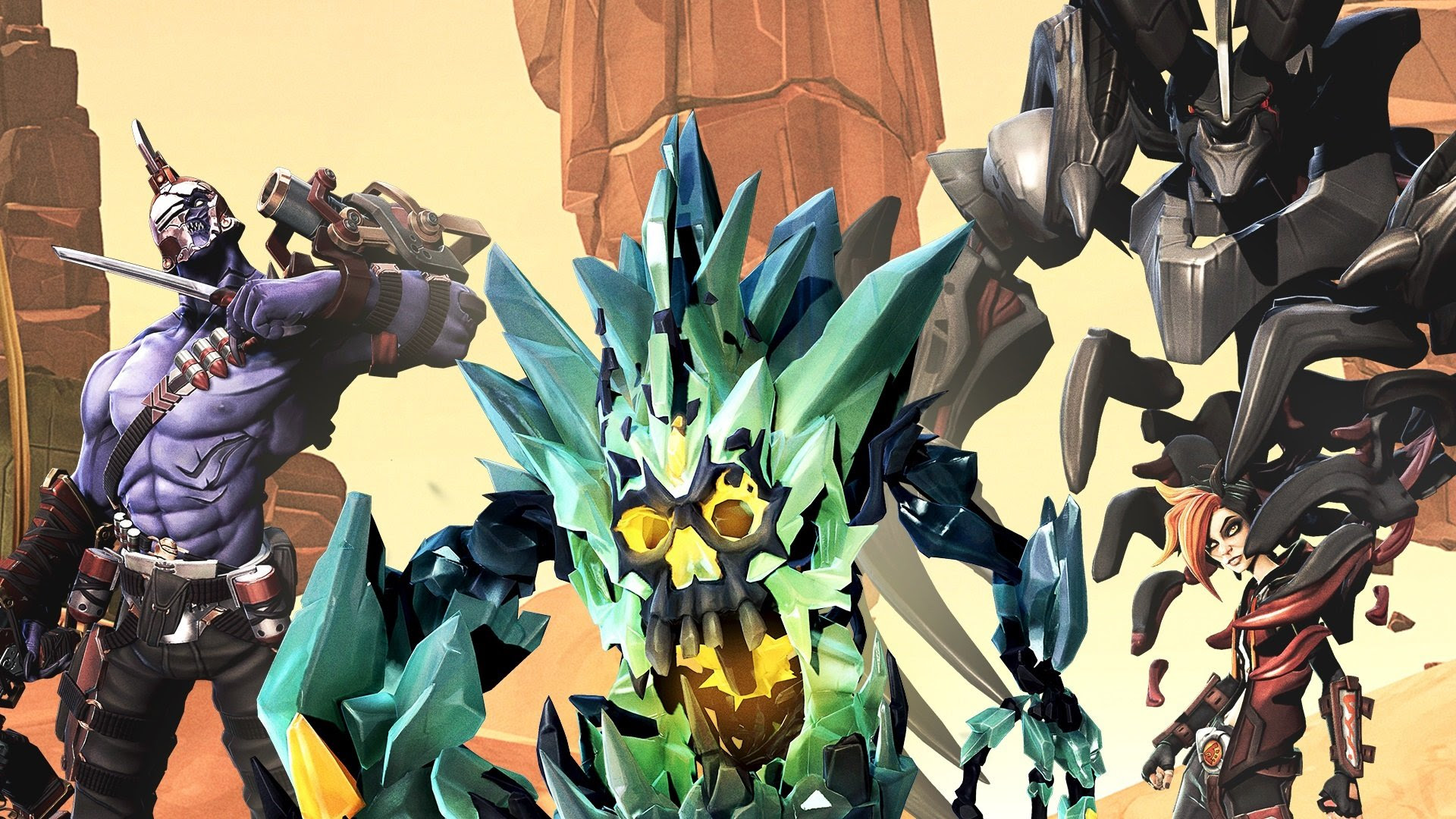 Battleborn gets a pseudo free-to-play option screenshot