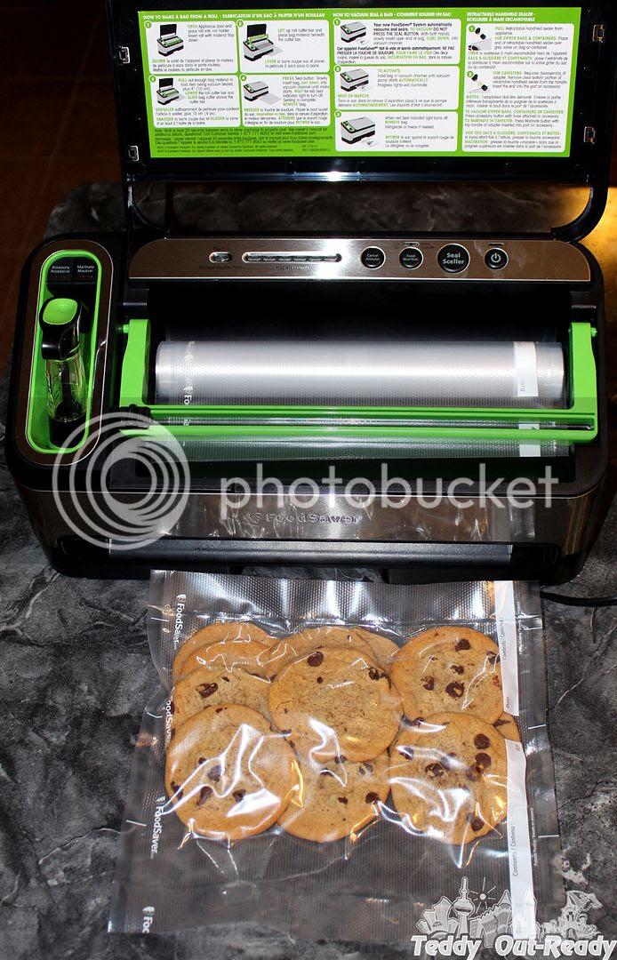FoodSaver Cookies