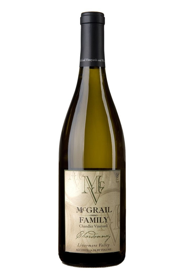 2012 McGrail Vineyards Chardonnay