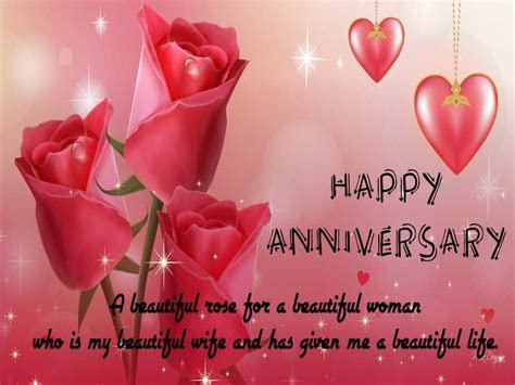 Happy Wedding Anniversary To Wife Images