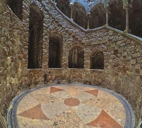 The Initiation Wells of Quinta da Regaleira (Sintra/ Portugal)