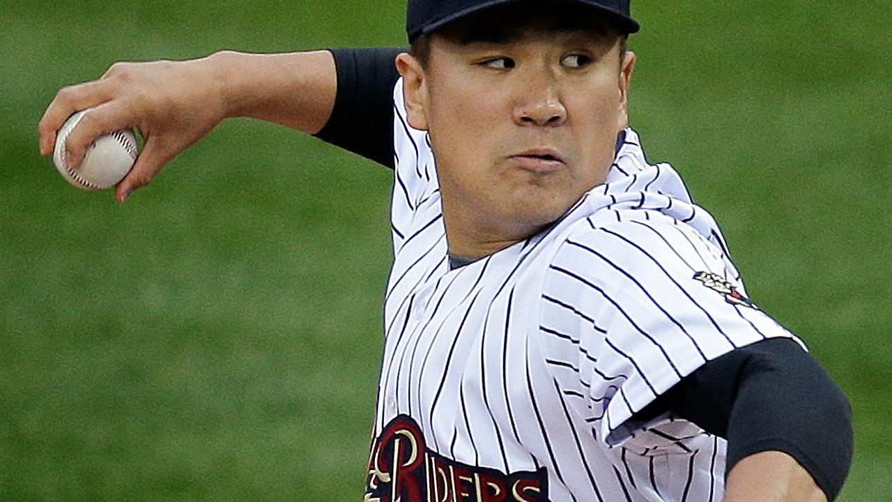 Tanaka abriría por los Yankees la próxima semana
