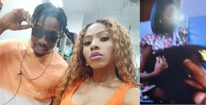 #BBNaija 2019 housemate, Mercy breaks down in tears following Ike's eviction (Video)