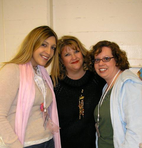 Marionette Class: Lisa, Jen, Jill