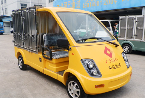 Electric food cart for sale, mobile food car factory in China