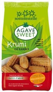 krumi di farro sotto le stelle agave sweet