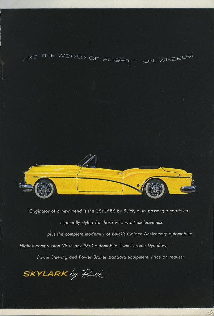 1953 Buick Skylark_tatteredandlost