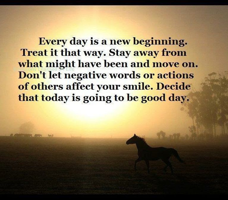Quotes About A New Day 482 Quotes