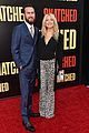 kate danny make their red carpet debut at snatched premiere10