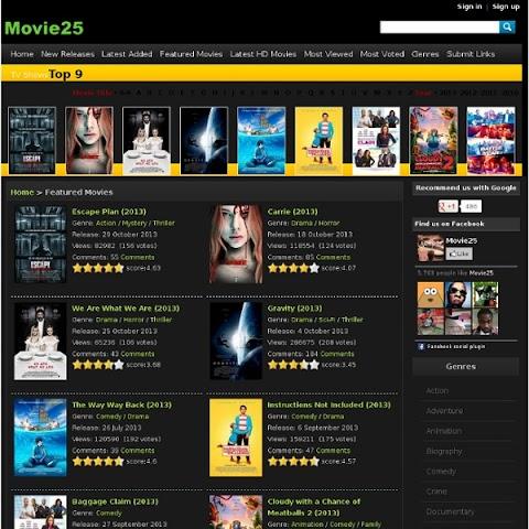 Movie25 Watch Free Movies Online
