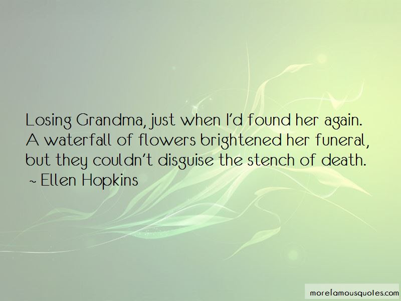 Quotes About Death Of A Grandma Top 5 Death Of A Grandma Quotes