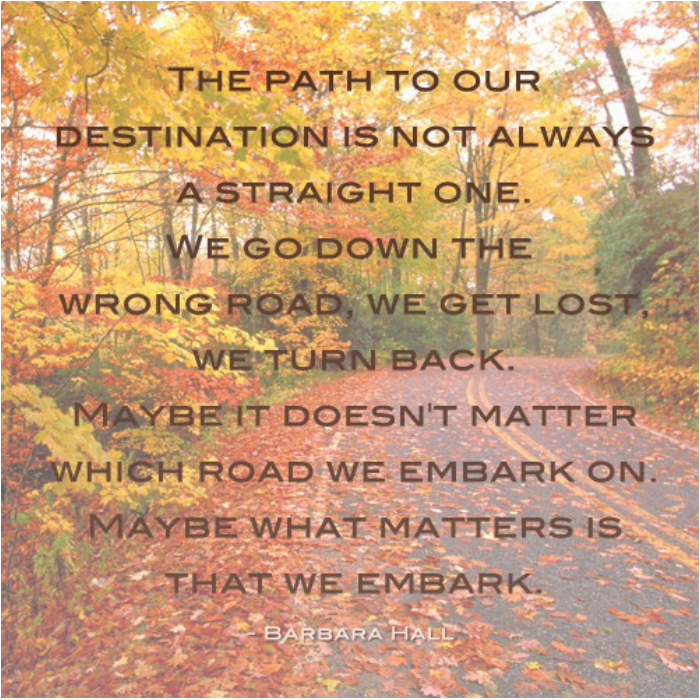Quotes About Path 568 Quotes