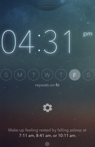Download Aplikasi Alarm iPhone unik
