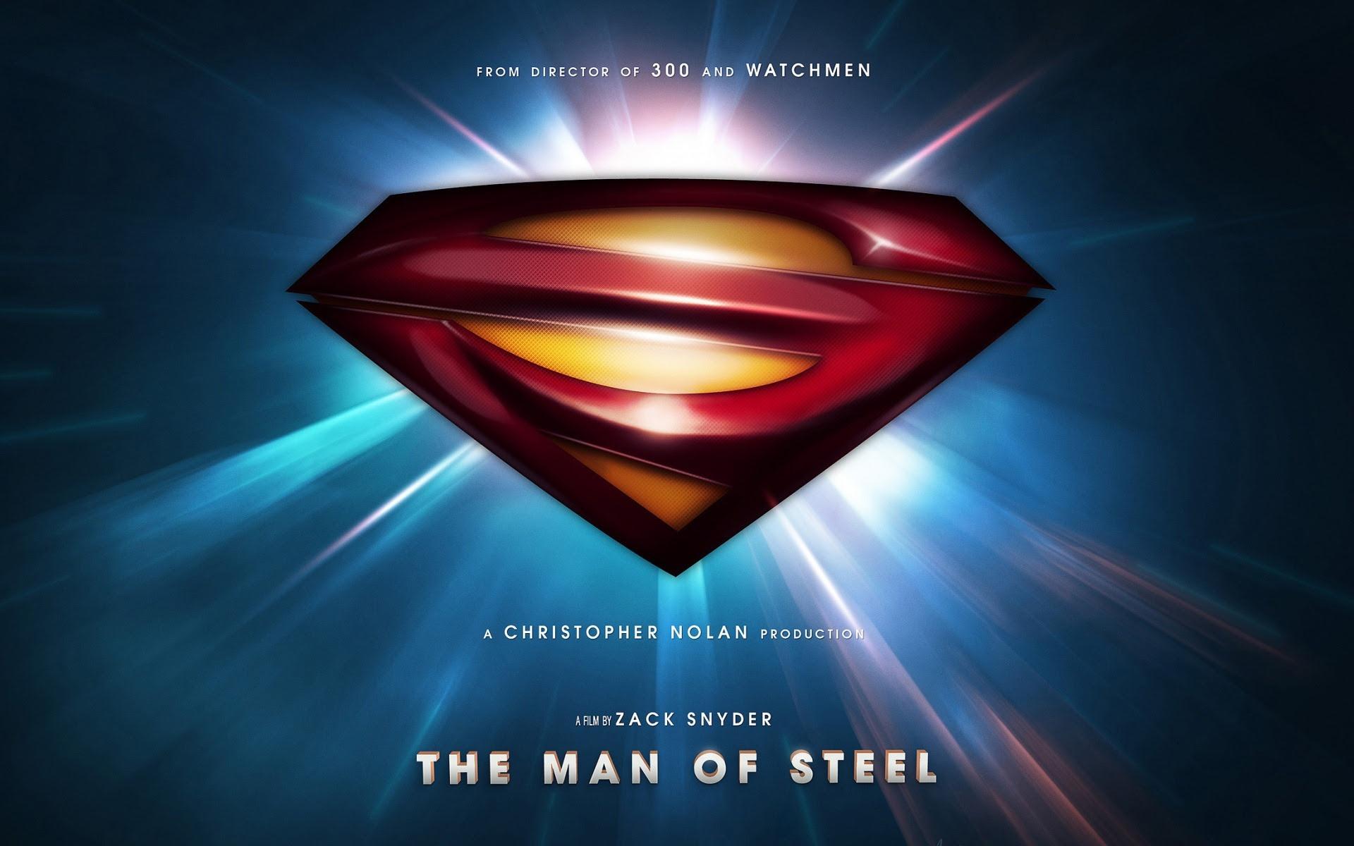 スーパーマン 鋼鉄のhdの壁紙の男 1 1920x1200 壁紙ダウンロード
