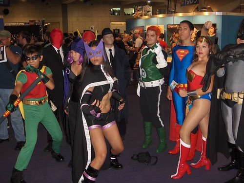Justice League Assemble!