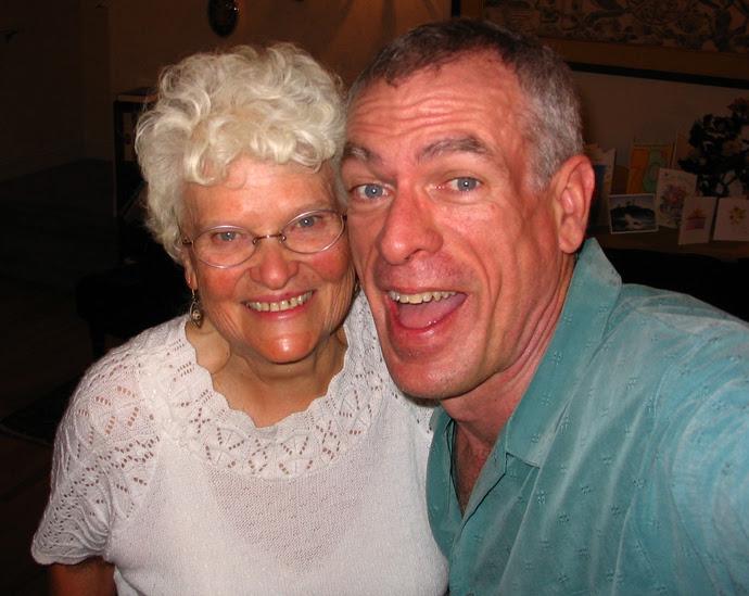 Maggie Heineman and Steve Schalchlin