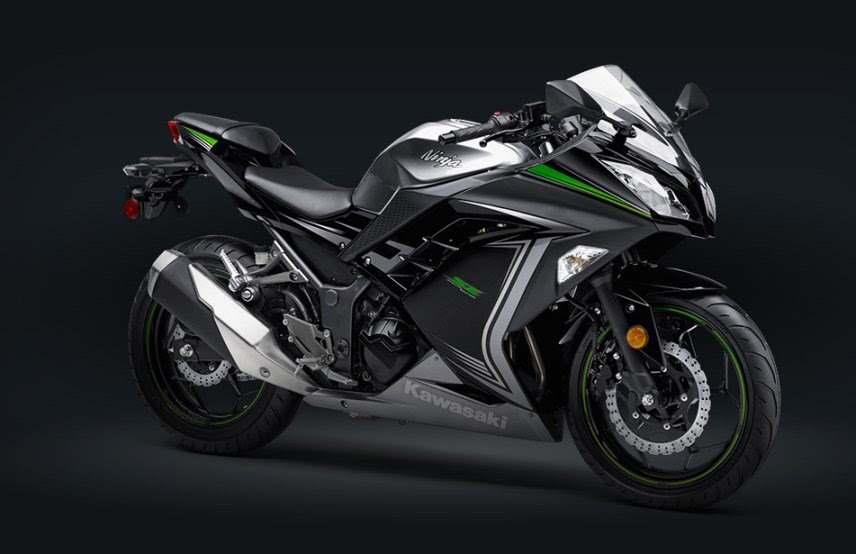 Street Motorcycle Kawasaki Ninja 600 Top Speed