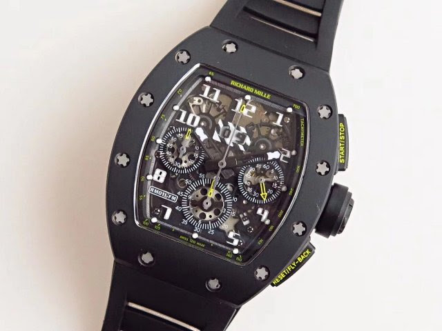 Richard Mille RM011 Carbon Replica