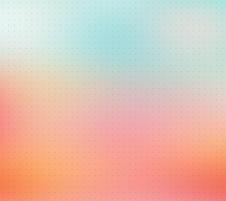淡い水色とピンクのスマホ壁紙 Wallpaperbox