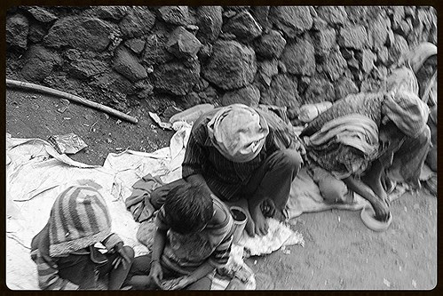 Even Without Education Beggar Kids Can Count Money ,,, by firoze shakir photographerno1