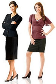 women-standing