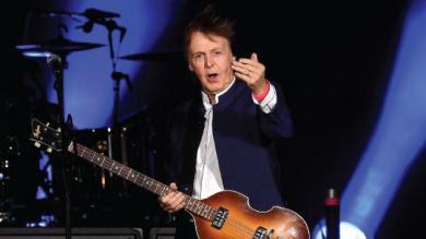 Paul McCartney confirmó que está preparando un nuevo álbum