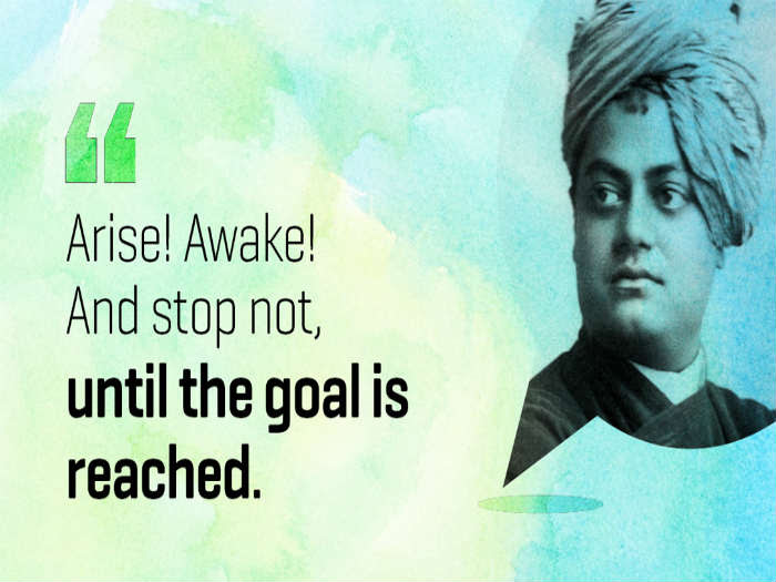 Top Famous Inspirational Quotes By Swami Vivekananda