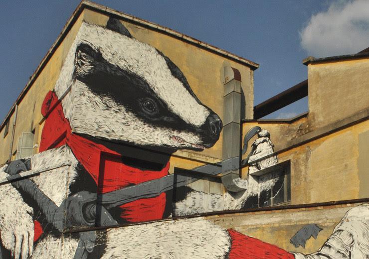 Bologna Brooklyn Street Art